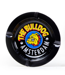 Ashtray Amsterdam Black