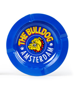 Ashtray Amsterdam Blue