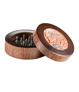 Wood & Stone 2Part Mini Grinder