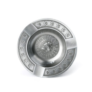 Embossed Ashtray