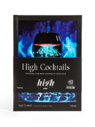 This is the High Cocktails Book
