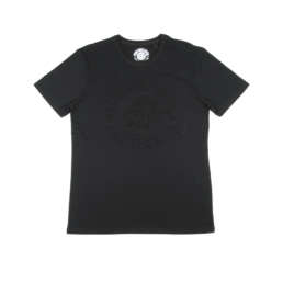 ORIGINAL T-SHIRT EMBOSSED BLACK
