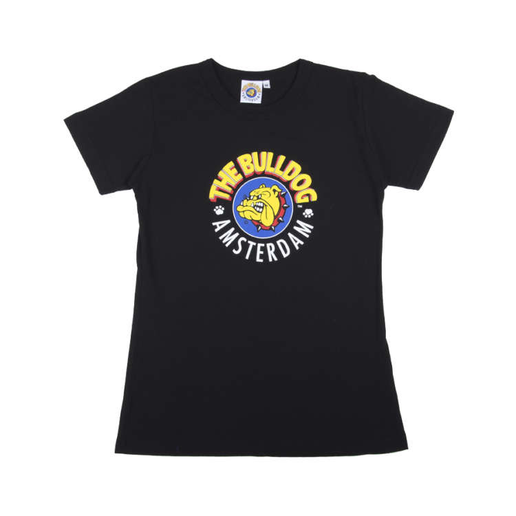 Original Tshirt Ladies Black