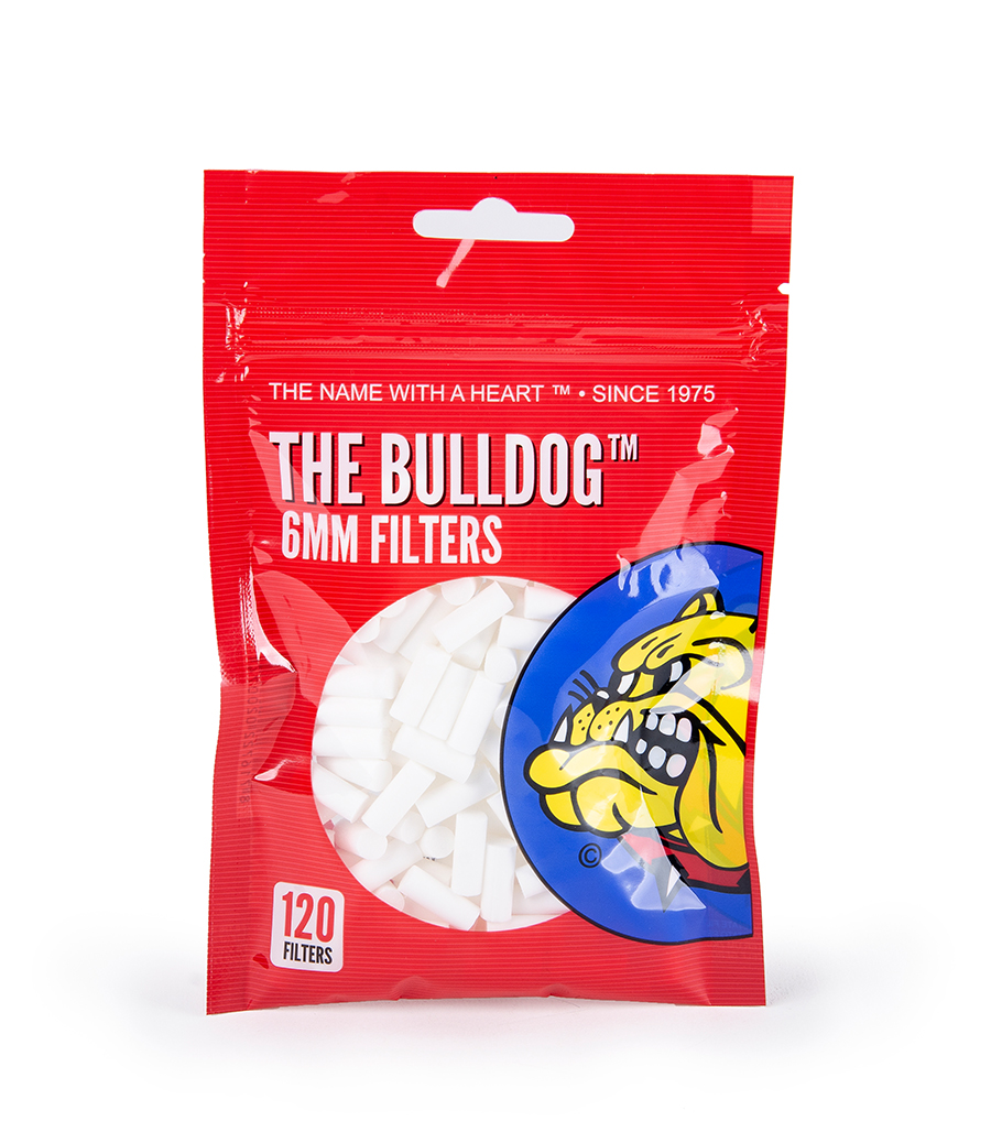 here you see The Bulldog Acetate Filter 6mm
