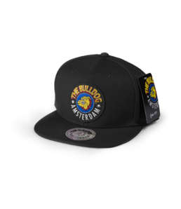 Snap back black web