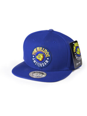 The Bulldog Cap Blue