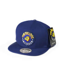 The Bulldog Cap Navy Blue