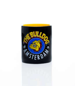 The Bulldog 3D Mug Yellow-Black_2