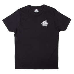 this is a 45th Anniversary T-Shirt Black
