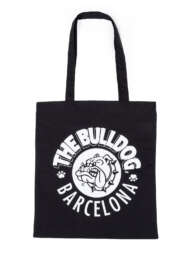 Cotton Bag Barcelona Black