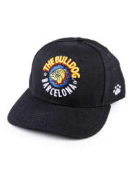 this is Snapback Cap Barcelona