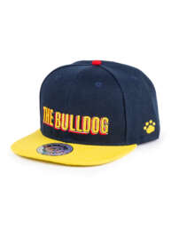 The Bulldog Snapback Cap