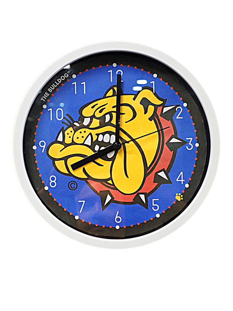 The Bulldog Clock