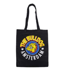 TB Cotton bag Black