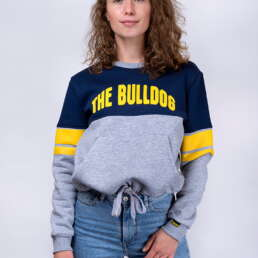Ladies College Sweater