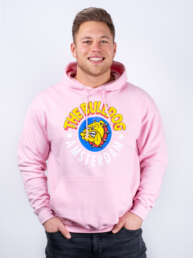 This is an Original Hoodie in Pink