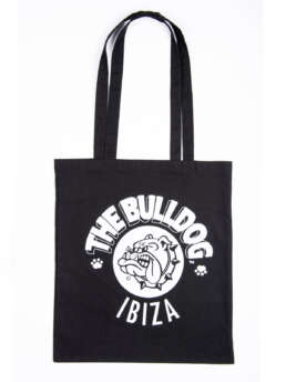 Cotton Bag Ibiza Black