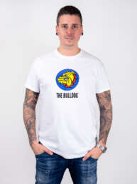 International Logo T-Shirt White
