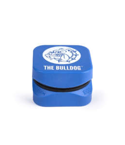 The Bulldog collaboration with Krush Grinders. We have teamed up to introduce the innovative Eco-Cube to our collection of smoking accessories. The Eco-Cube is the perfect addition to The Bulldog range of smoking products, the innovative tooth design allows for flowers to 'fluff' up; making shredding flowers easy than ever before.
