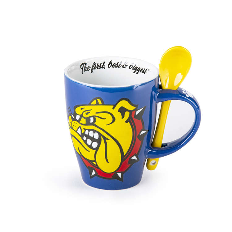 TB Mug Spoon blue