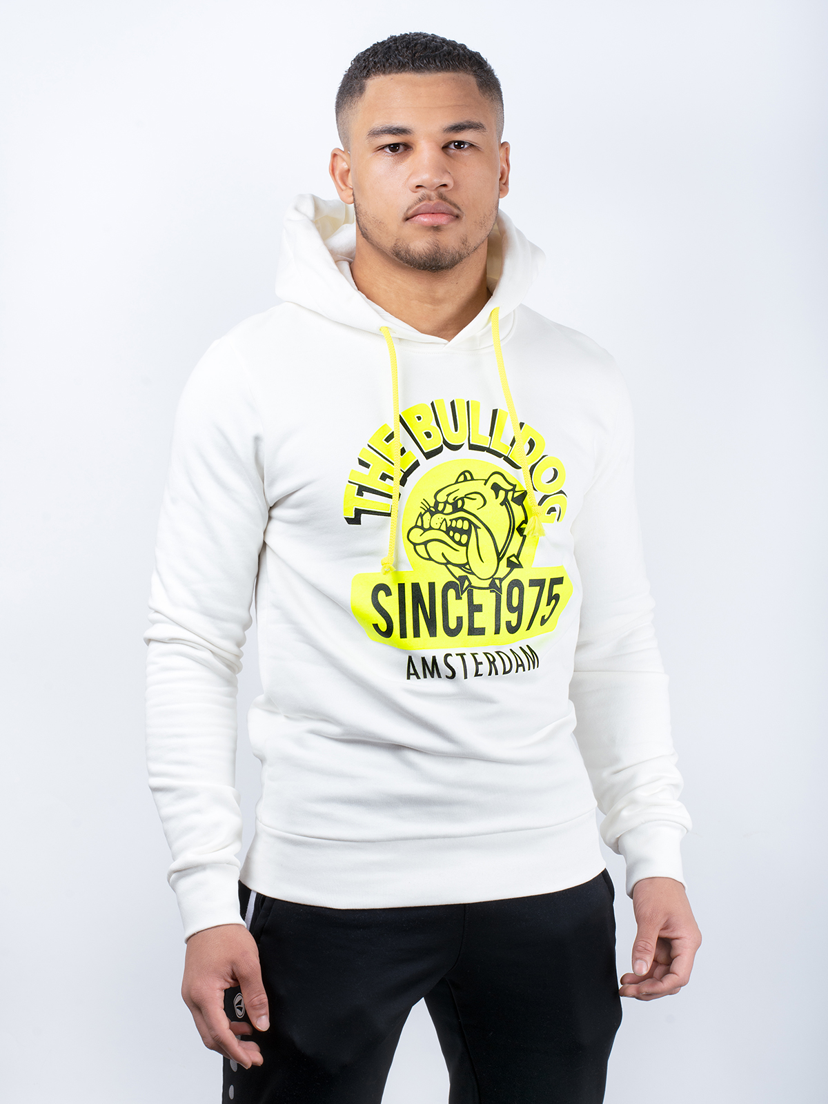This is a TB Neon 1975 Hoodie
