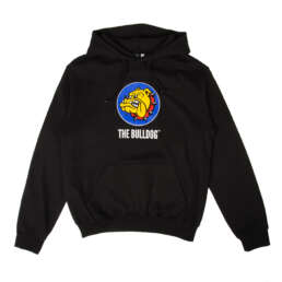 International Hoodie Black