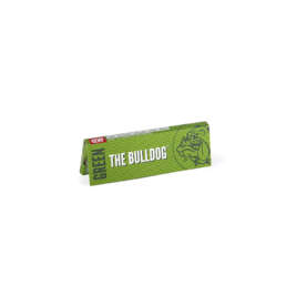 you see Rolling Paper 1.1/4 Hemp Green
