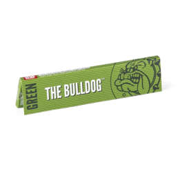 showing now Rolling Paper King Size Slim Hemp Green