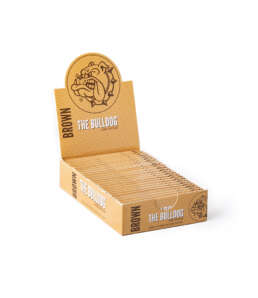 this is a picture of Rolling Paper 1.1/4 Brown