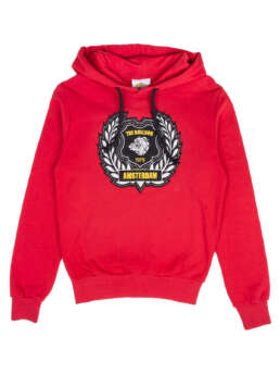 this is the TBA 1975 Wreath Hoodie