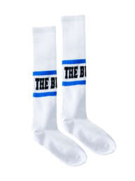 buy here The Bulldog Knee High Socks