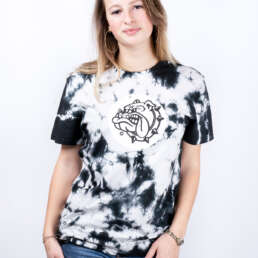 This is a TBA Tie Dye T-Shirt