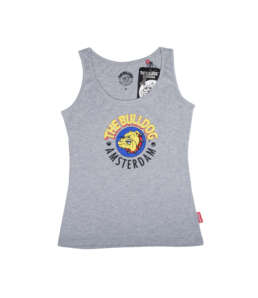 Tank Top Mens Grey