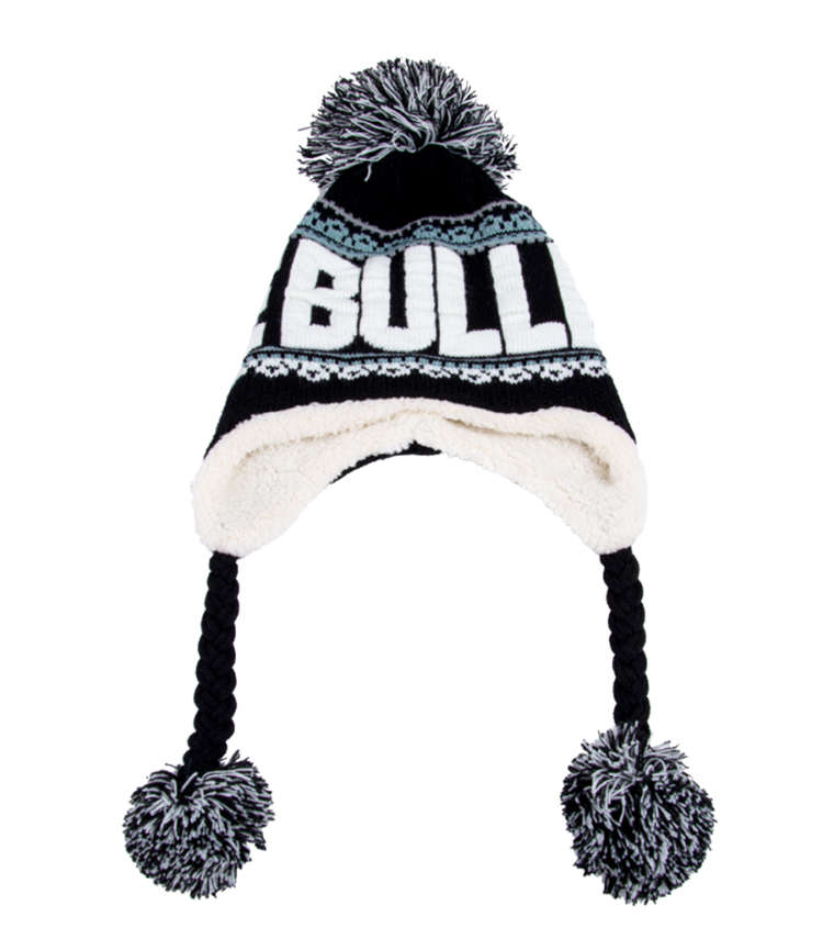 The Bulldog Earflap Beanie 1