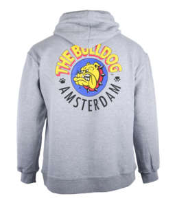 The Bulldog Zoody Grey