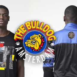The Bulldog X NCMA Collab