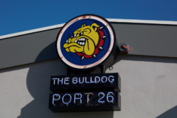 The Bulldog Port 26